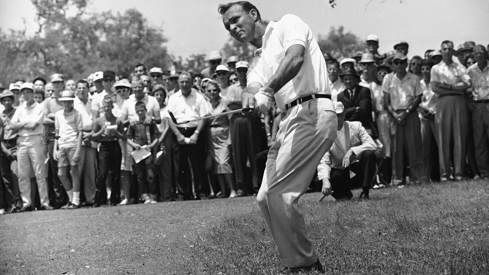 Arnold Palmer Pictures His Life In Photographs: Golf Legend Arnold Palmer Dead At 87