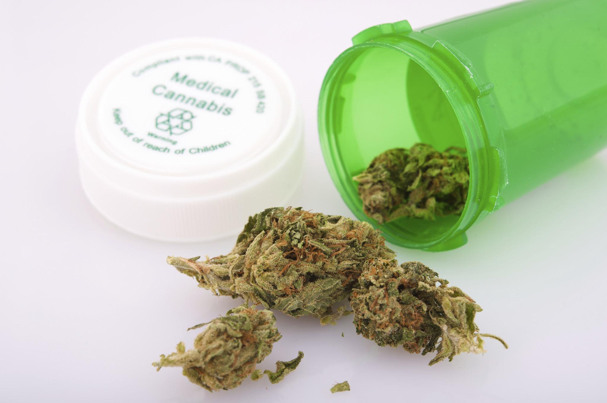 term paperwork about medical marijuana