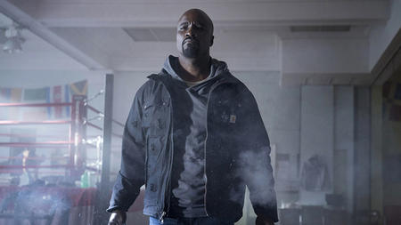 free from your spell luke cage
