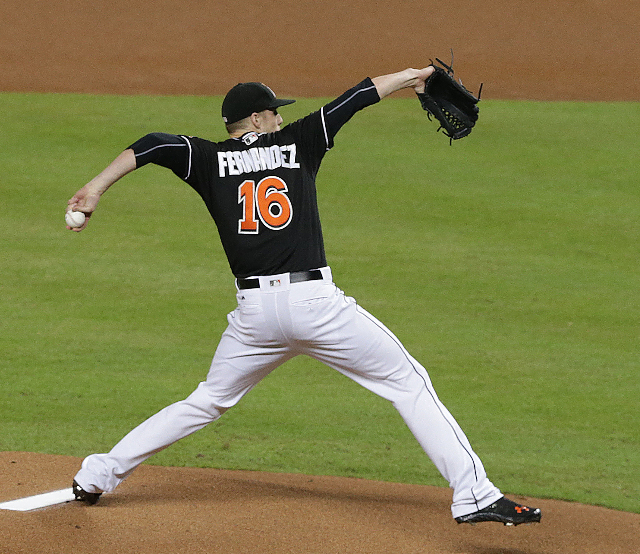 Marlins starting pitcher Adam Conley: 'That was Jose's ...