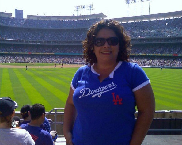 Teresa Valenzuela says Vin Scully's voice is an integral part of her fond Dodgers memories.