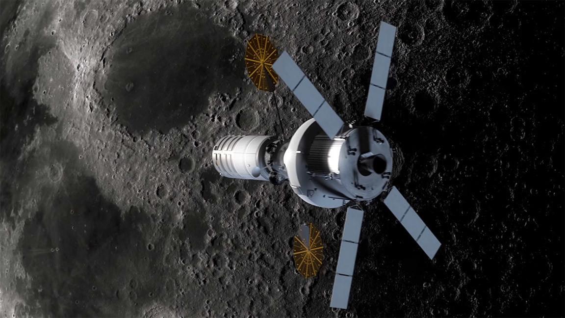 cislunar space station - photo #20