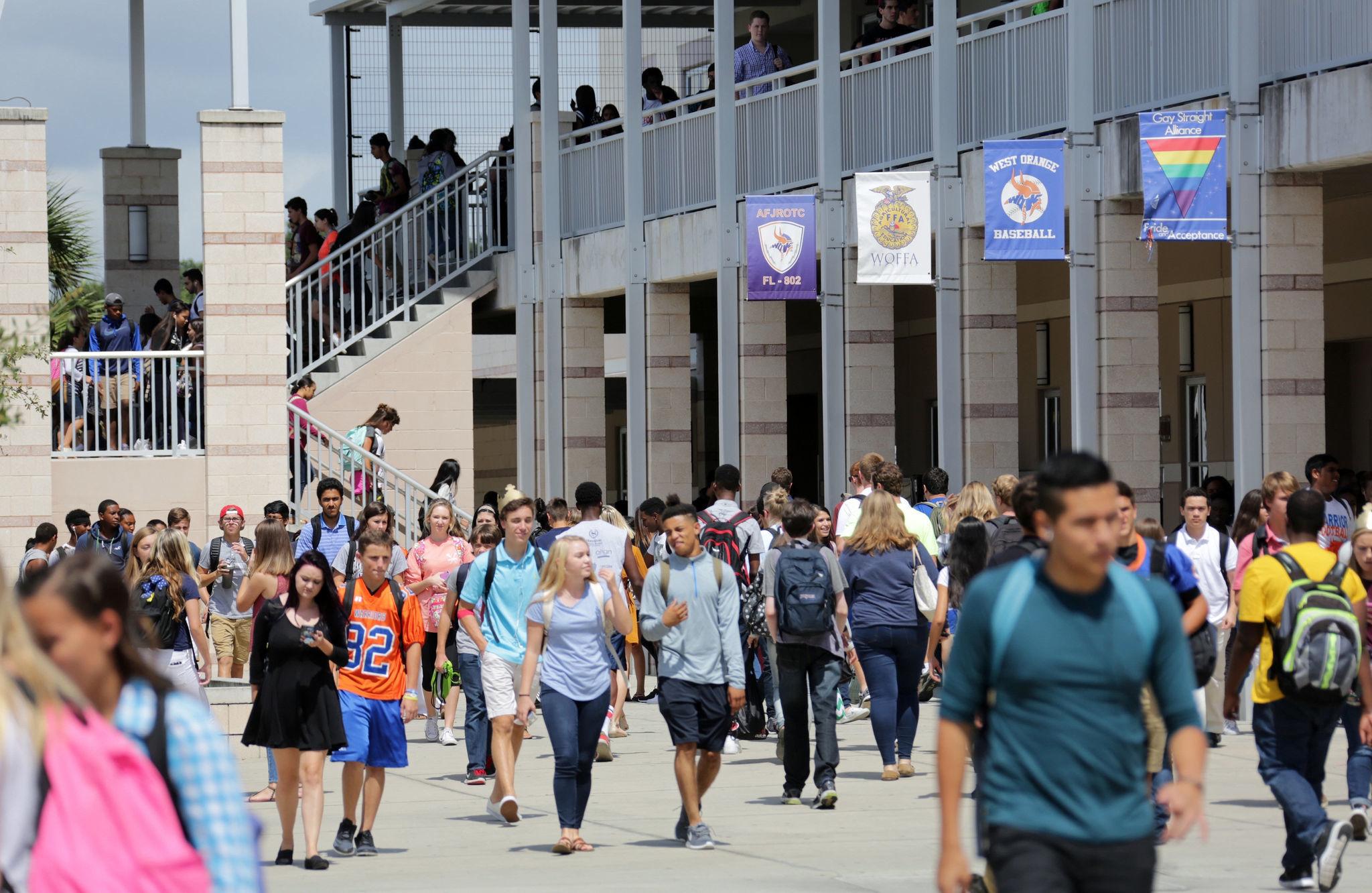 Orange County Students Will Start 2017 18 School Year On Aug 14