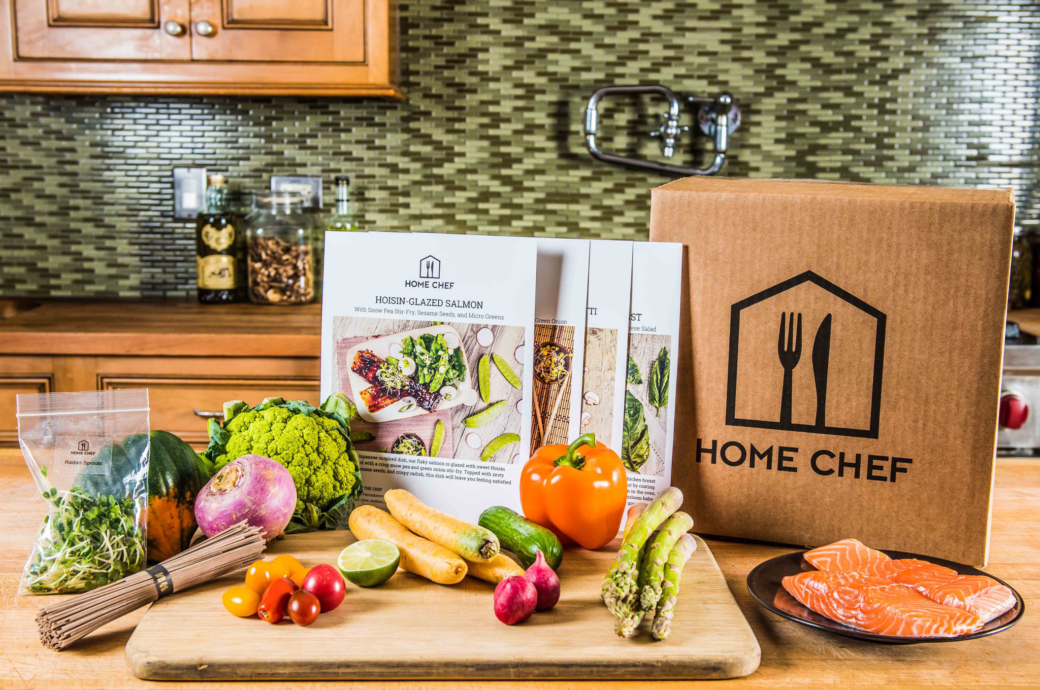 Home Chef raises $40 million for meal-kit delivery service ...