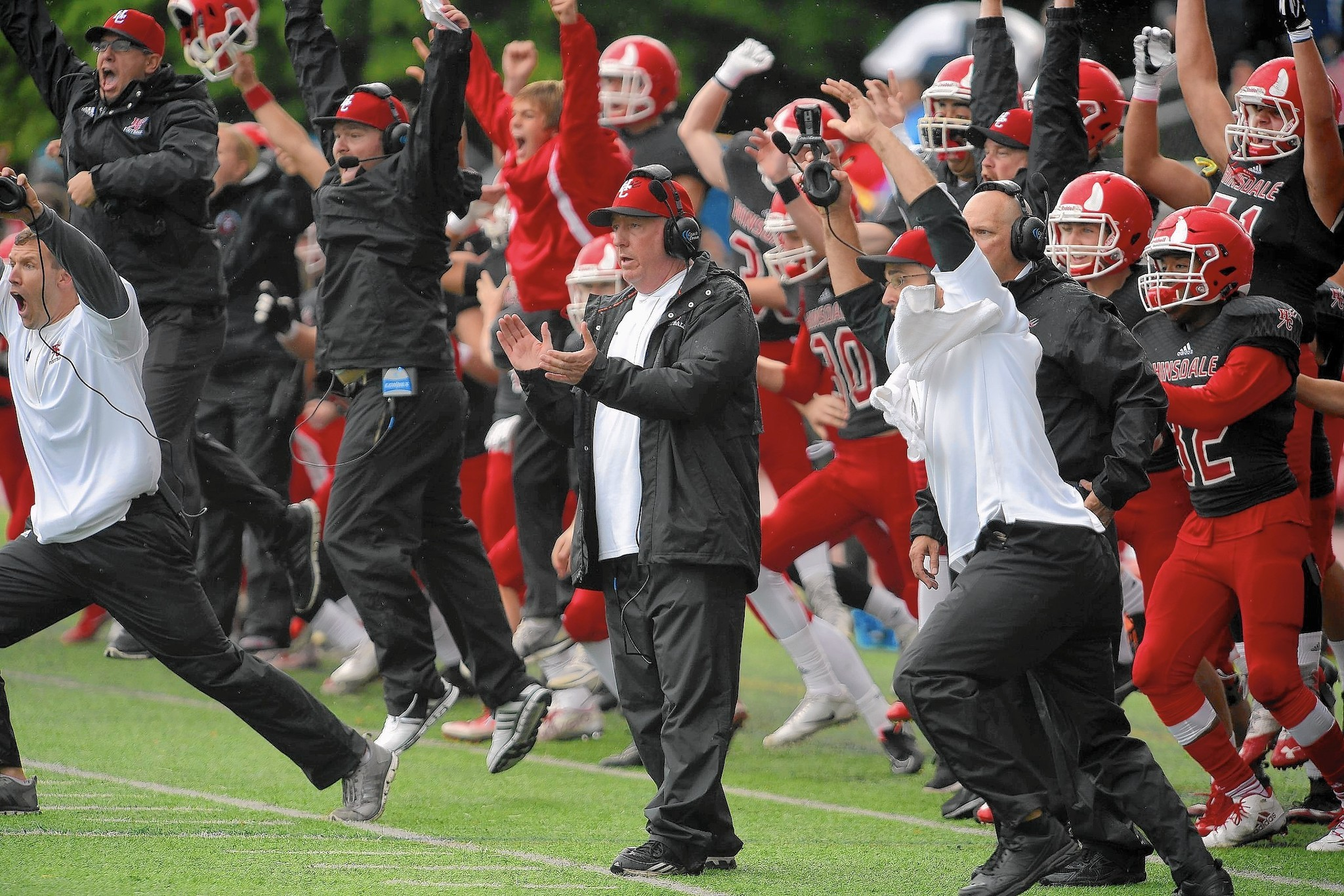 Hinsdale Central Rallies To Edge Glenbard West In Overtime Thriller