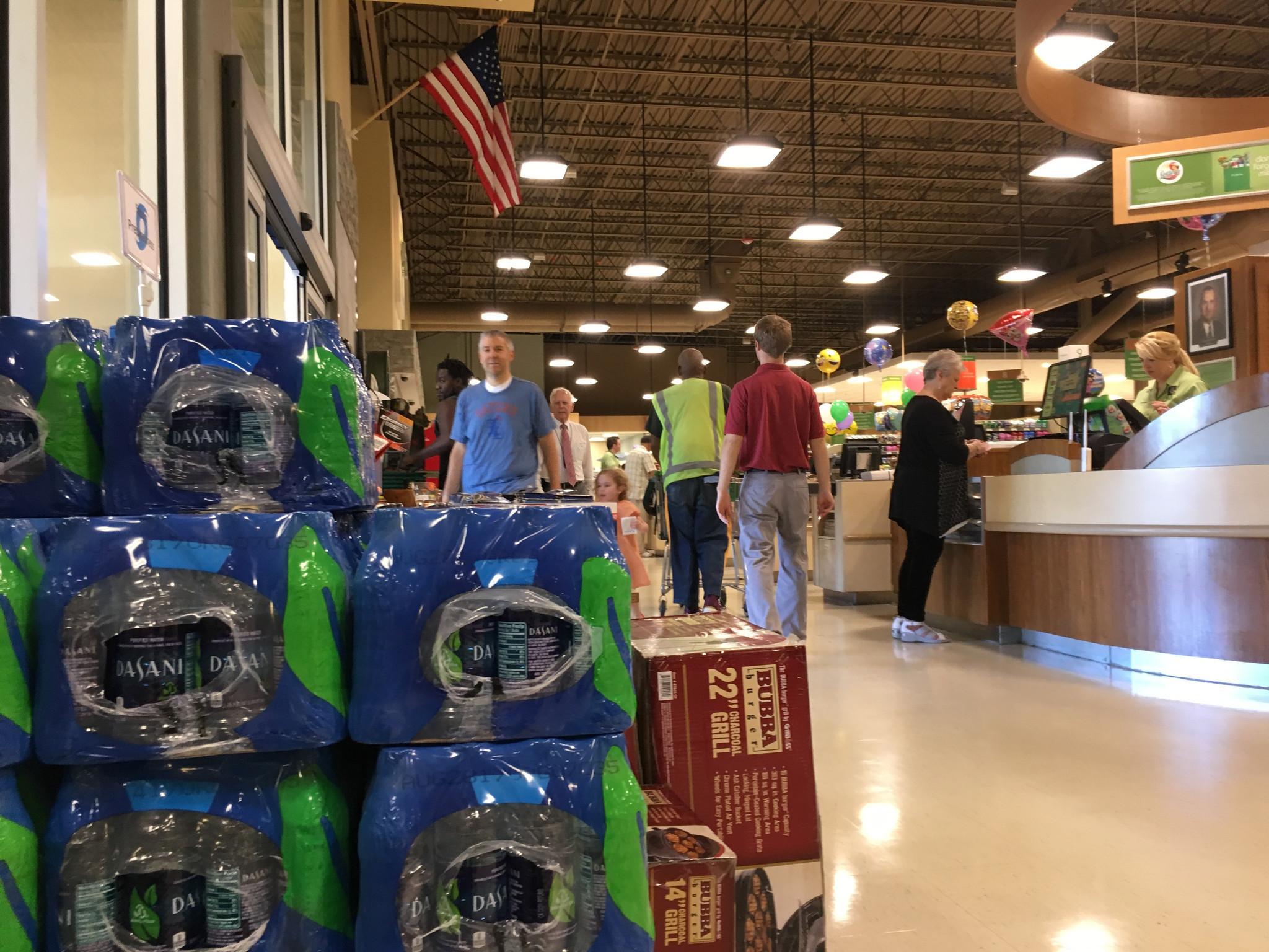 Water, generators going fast as stores brace for Hurricane Matthew ...