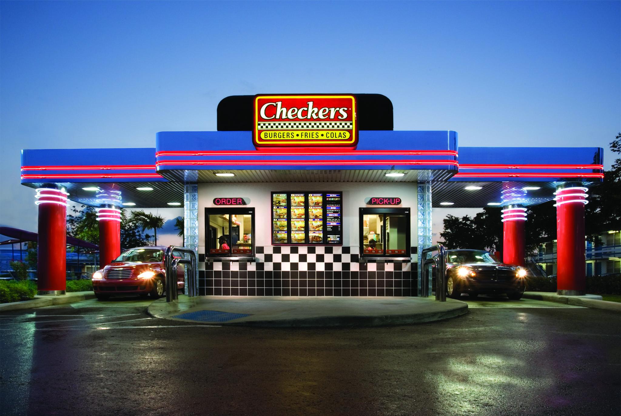 Fast Food Restaurants Open Past
