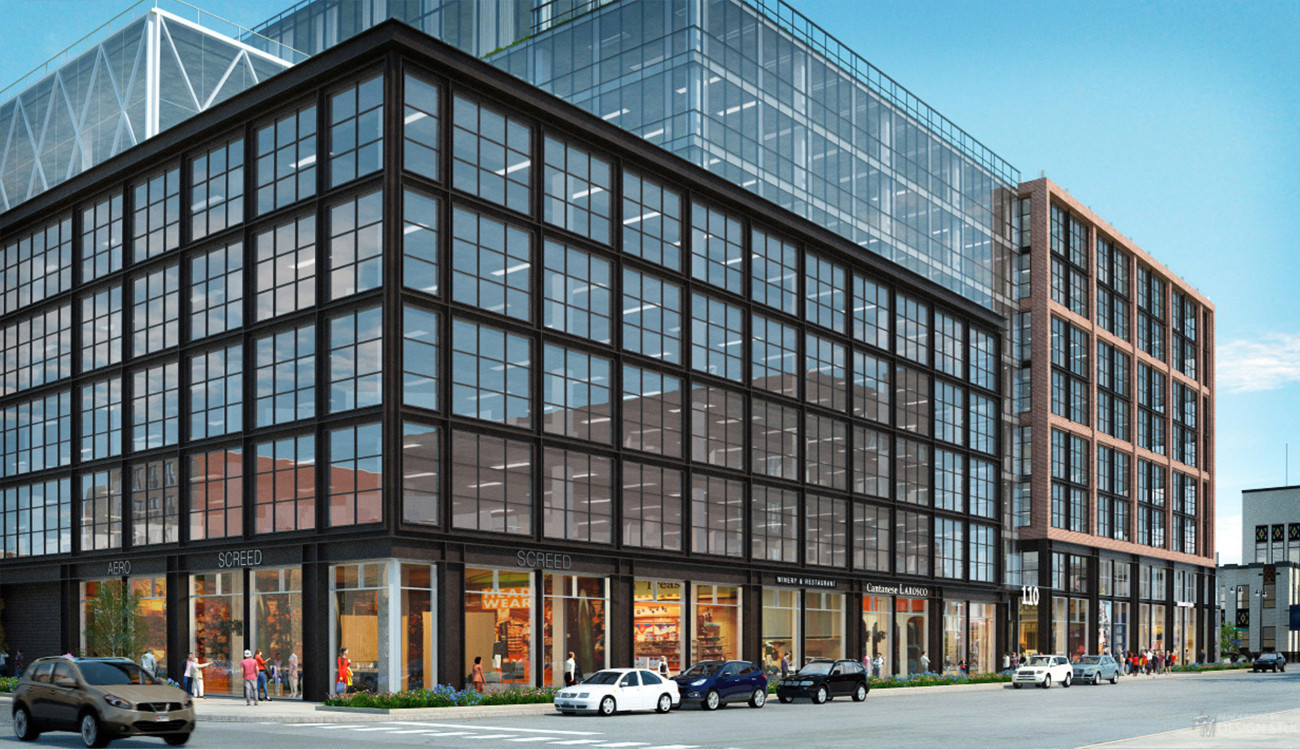 Mcdonald S Leases A Bigger Chunk Of Planned Chicago