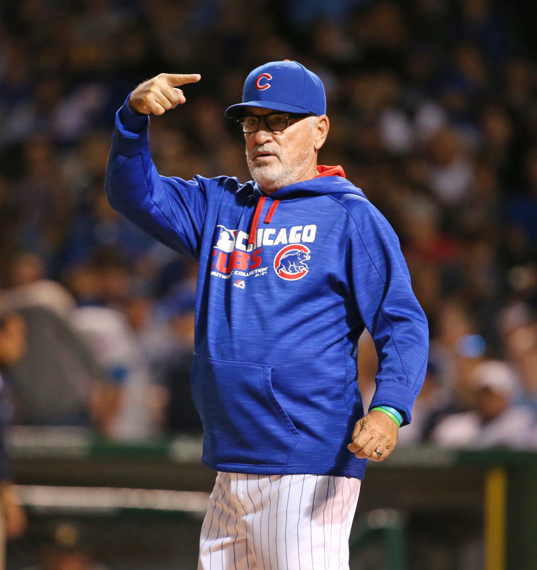 Joe Maddon and the art of lineup tinkering - Chicago Tribune