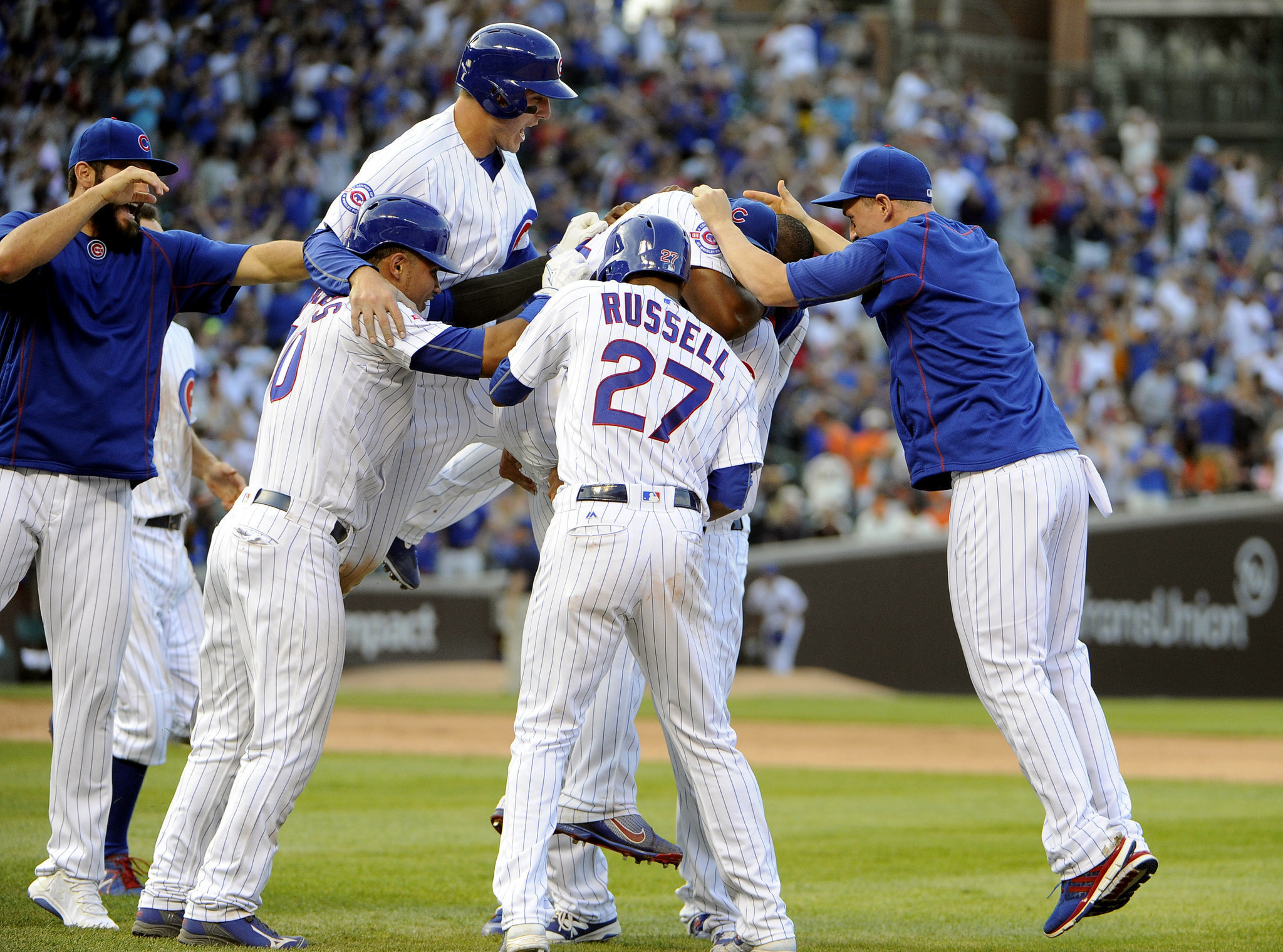a6f5646f8 We ranked the Chicago Cubs 2016 postseason roster by walk-up song - RedEye  Chicago