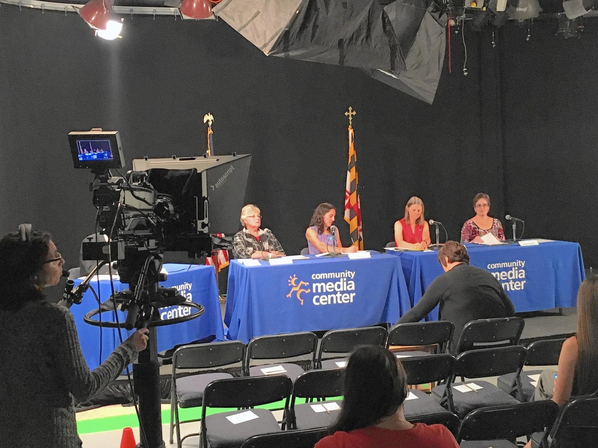 School board candidates go head-to-head in forum - Carroll
