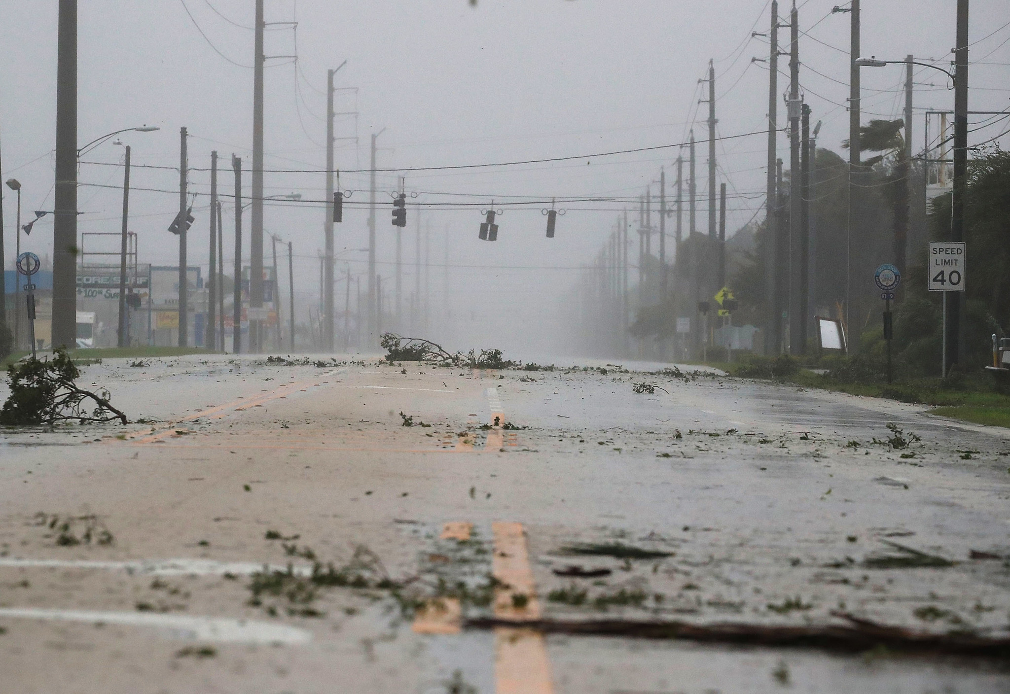 After Florida Dodged A Bullet From Hurricane Matthew