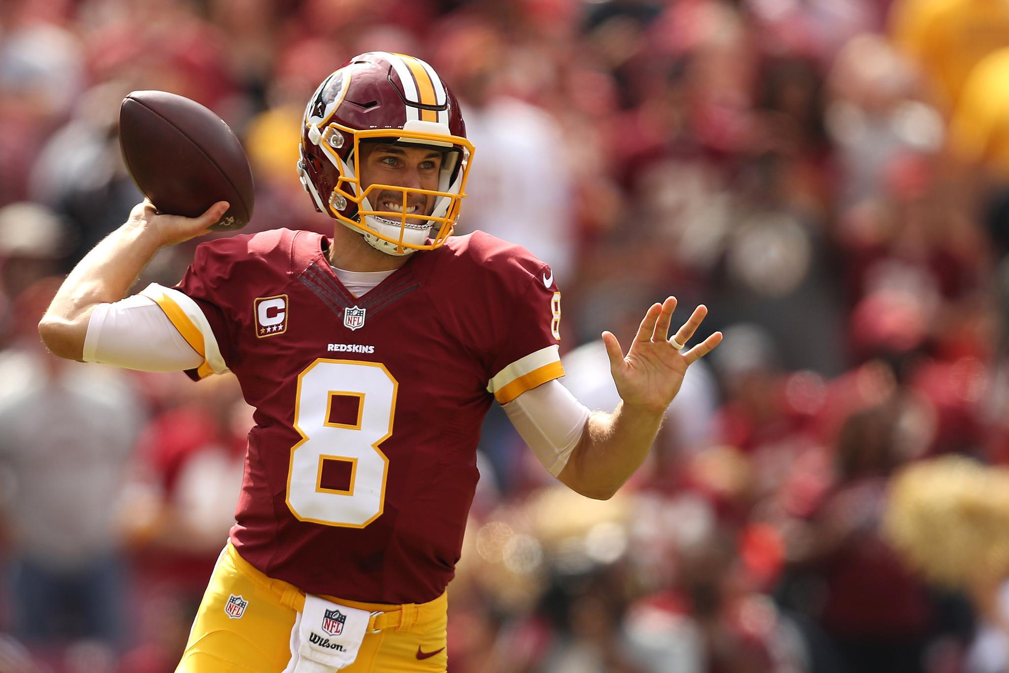Ravens Defense Readying For Rematch With Washington Redskins Quarterback Kirk Cousins Baltimore Sun