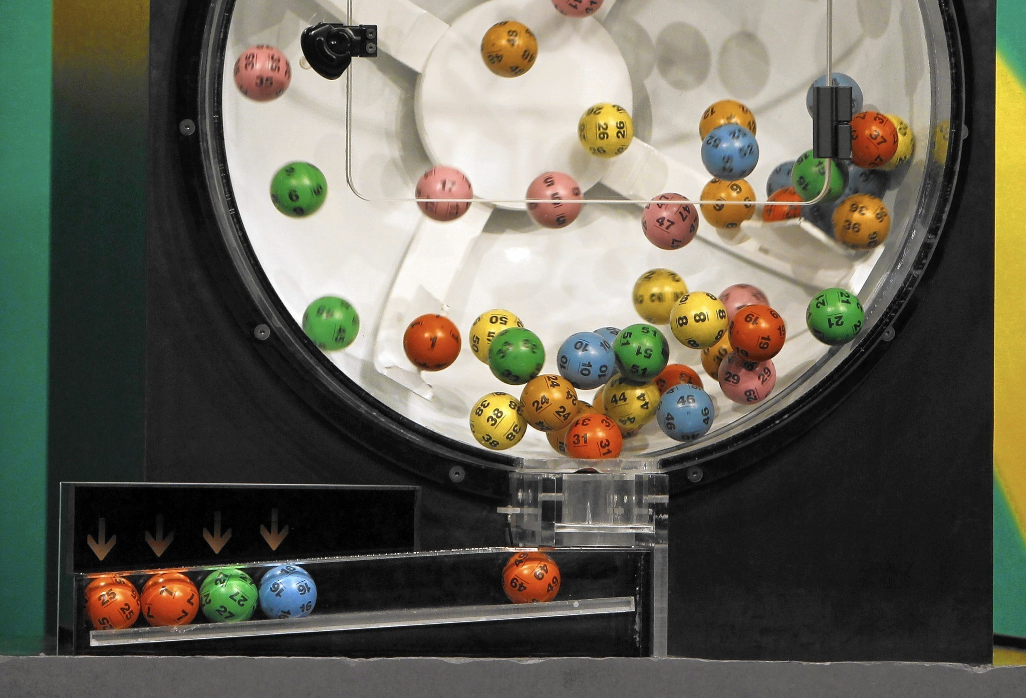 rauner appoints new lottery director from vermont