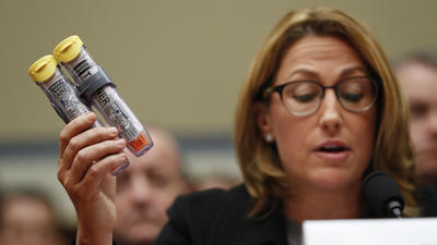 Mylan to pay $465 million settlement over Medicaid EpiPen rebates