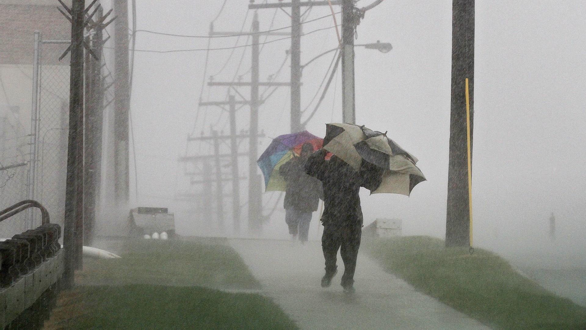 Hurricane Matthew Rain - Daily Press