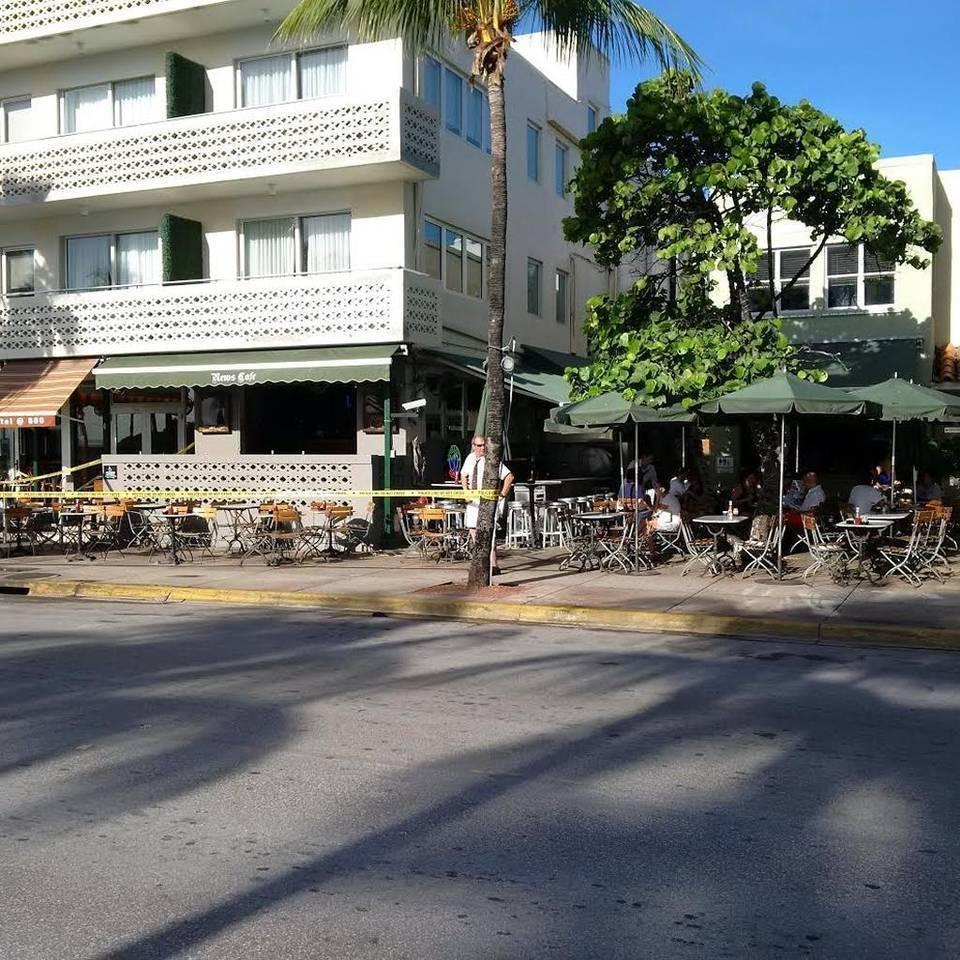 Tourist from New York fatally shot near Miami Beach cafe