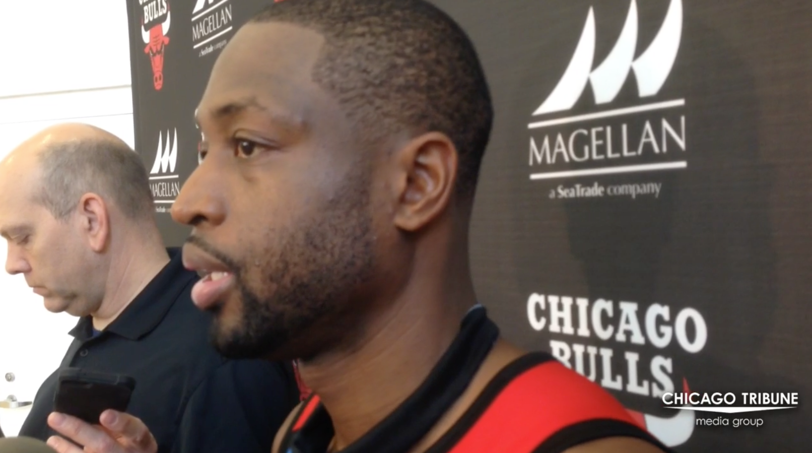 e2e7664f9 Dwyane Wade   It s my job to help others  - Chicago Tribune