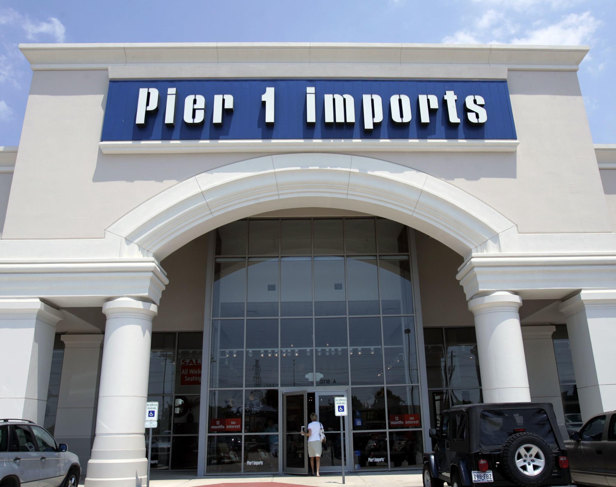 Pier 1 Imports opens at Hamilton Crossings - Lehigh Valley ...