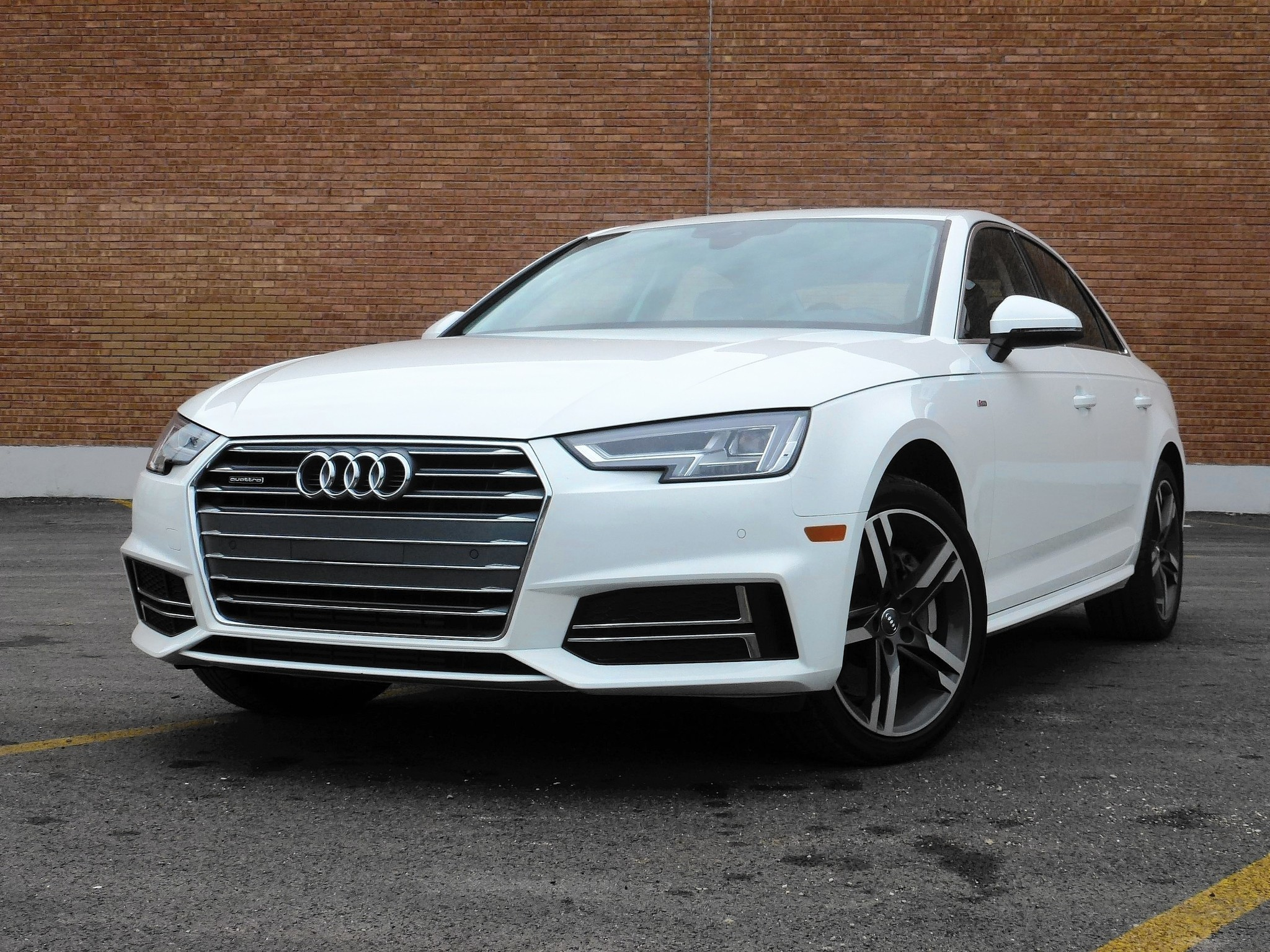 2017 Audi A4 quattro S - Chicago Tribune