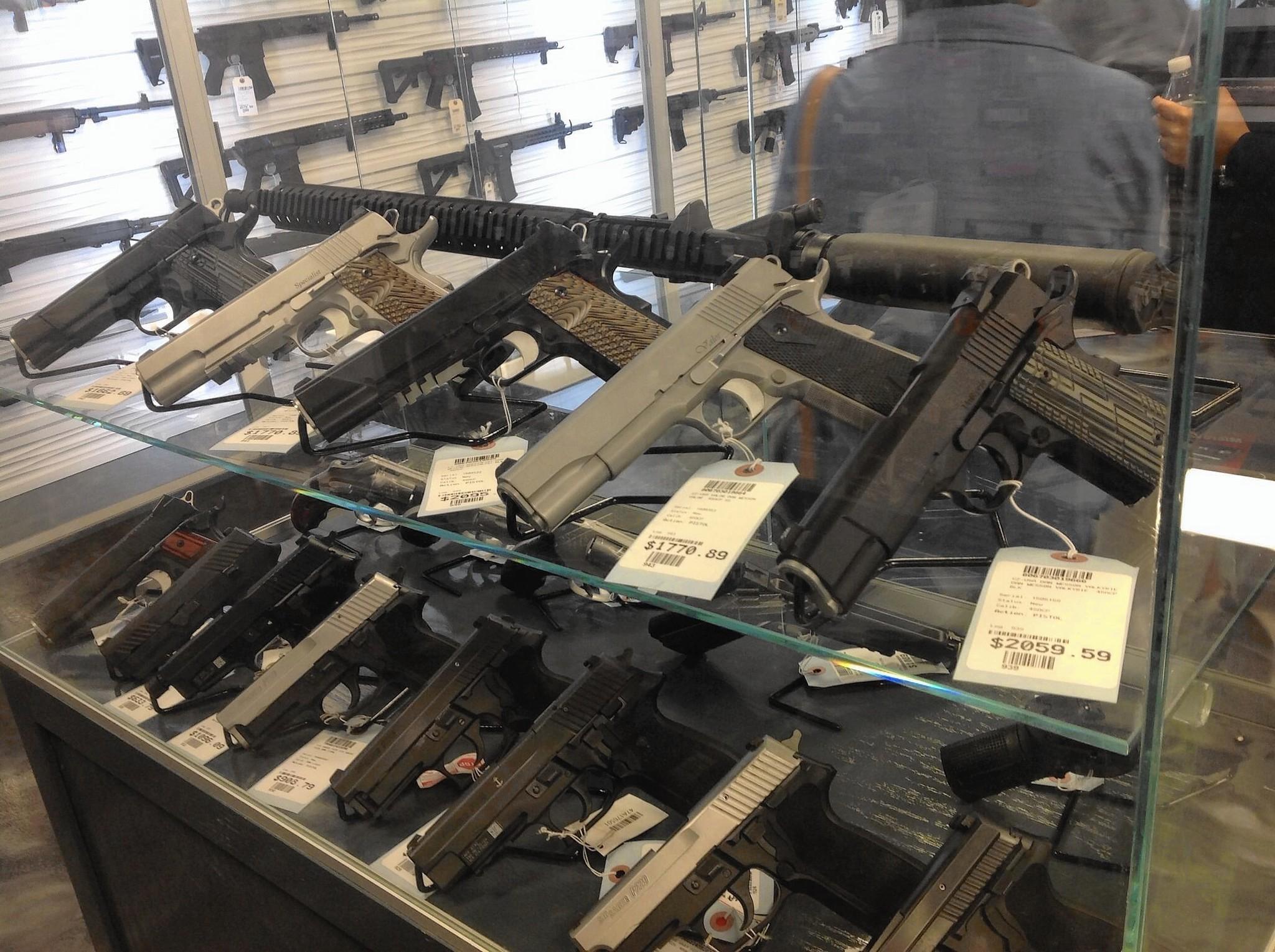Indoor Pistol Rifle Range Opens In Oak Forest Daily