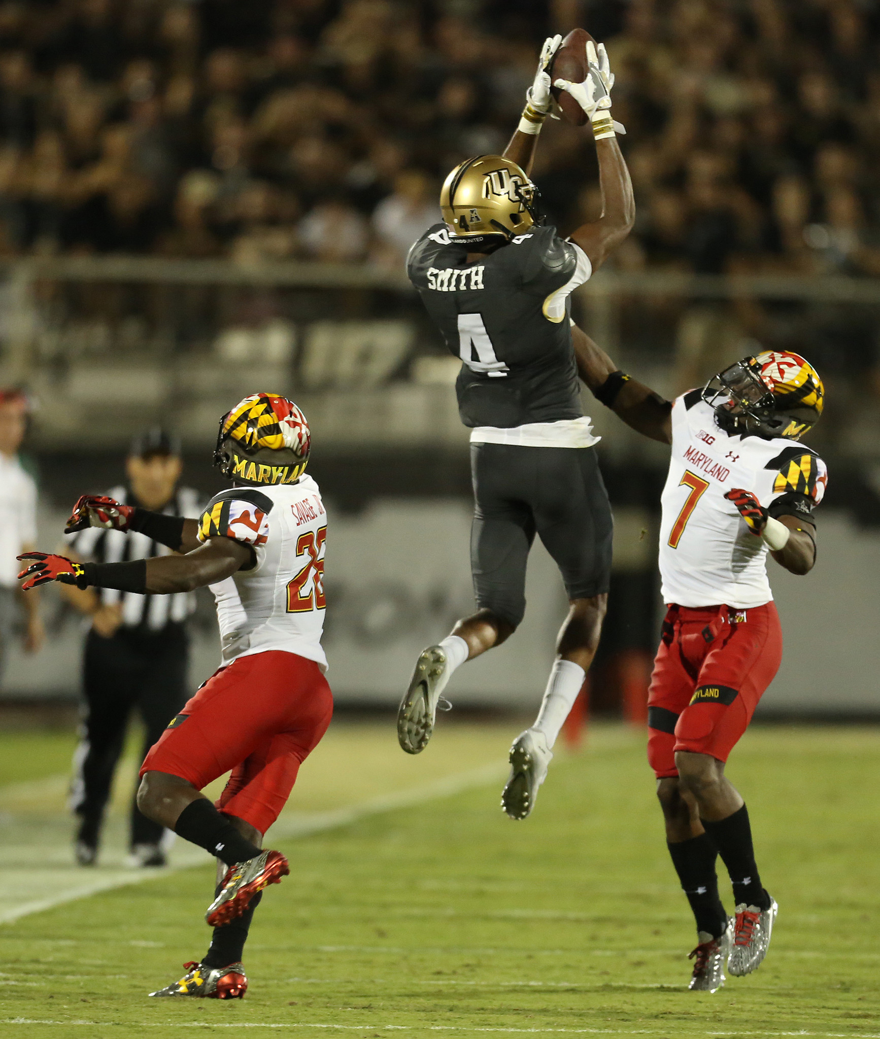 UCF looking for 'Wide Receiver U' resurgence against ...