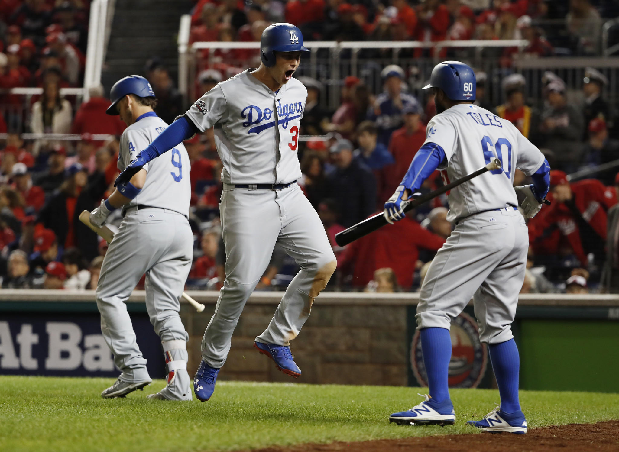 Cubs  NLCS opponent set as Dodgers beat Nationals 4-3 in NLDS Game 5 -  Chicago Tribune b156d8a8cb7
