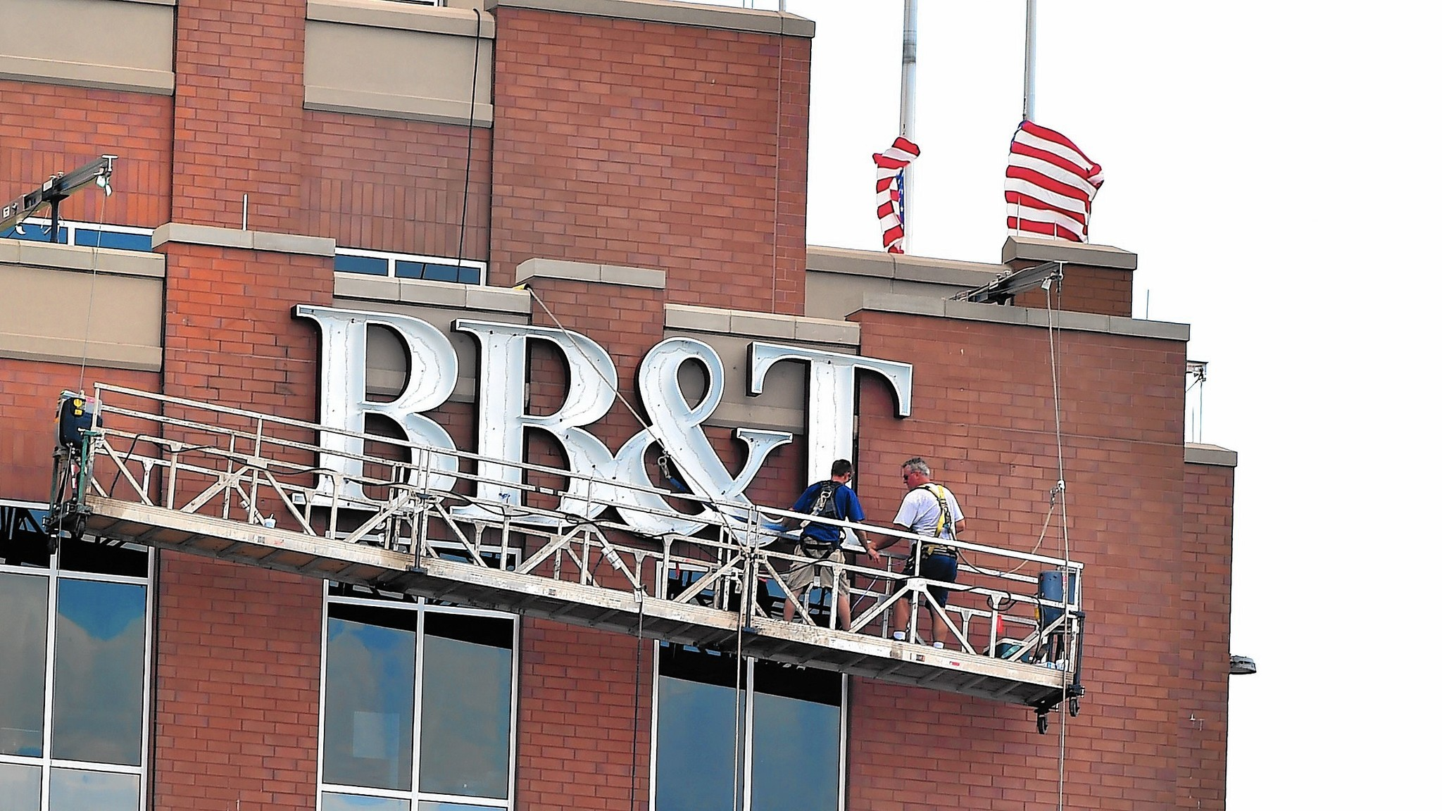 bb&t and wells fargo
