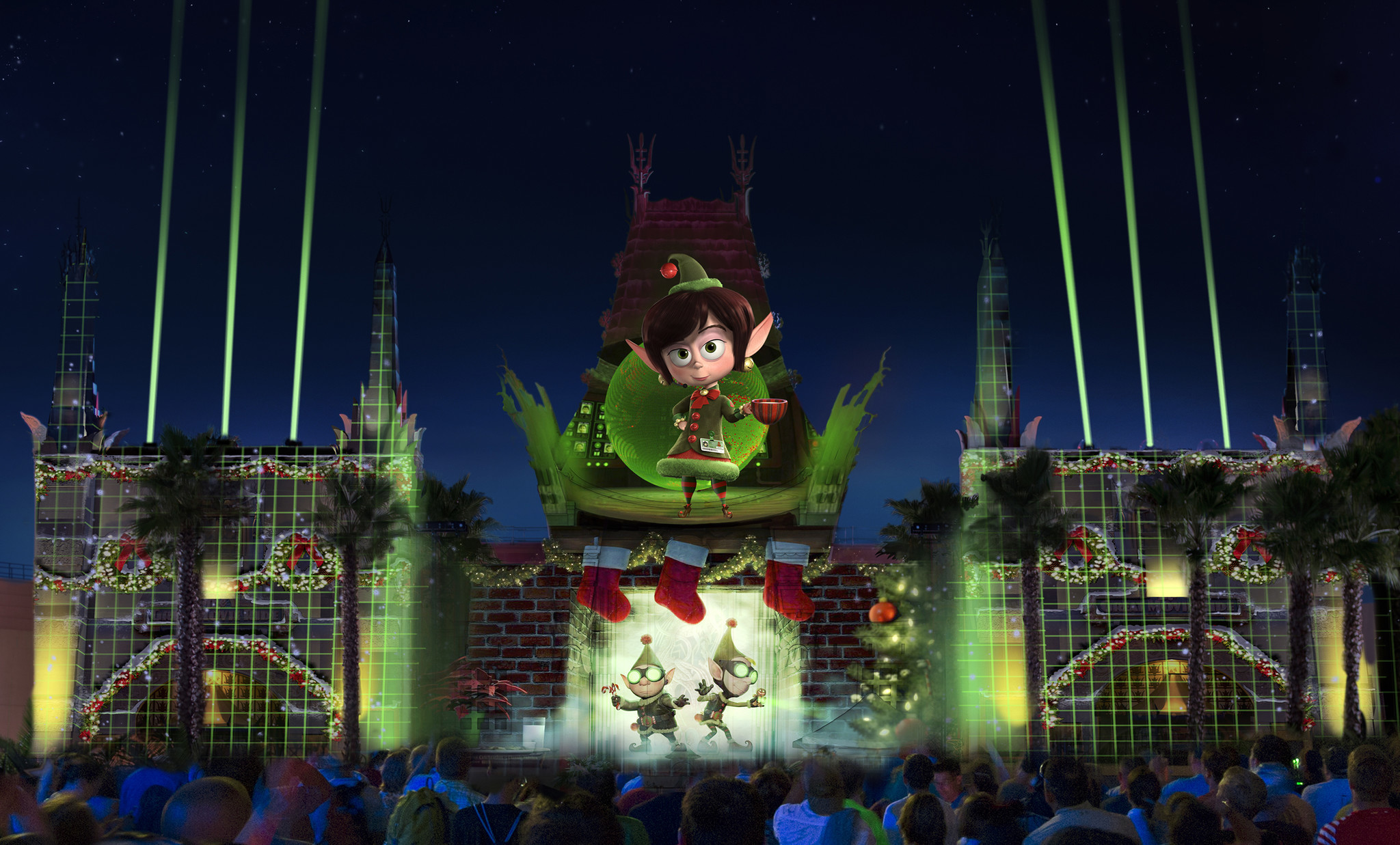 New Holiday Show Set For Disney S Hollywood Studios