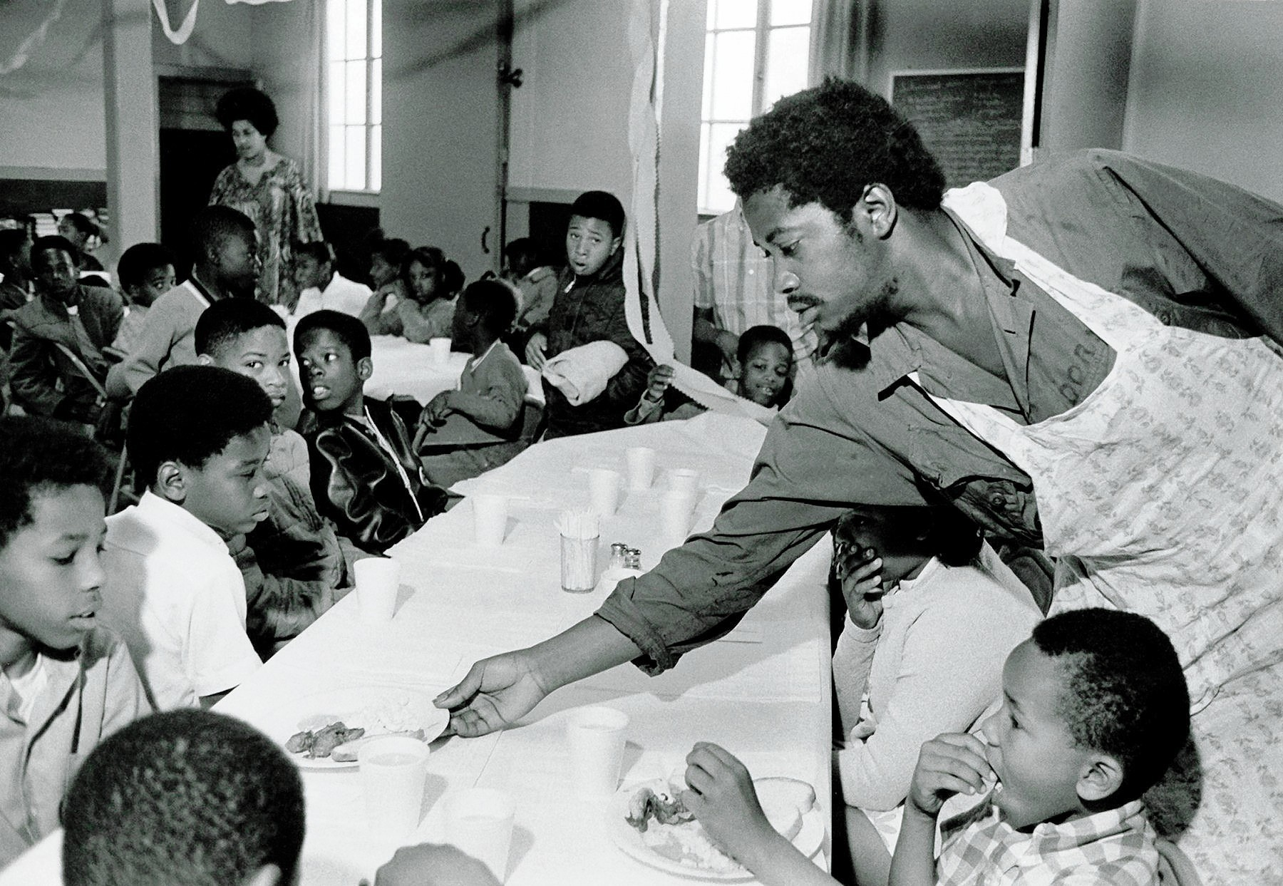 The Black Panthers And The Social Gospel Baltimore Sun