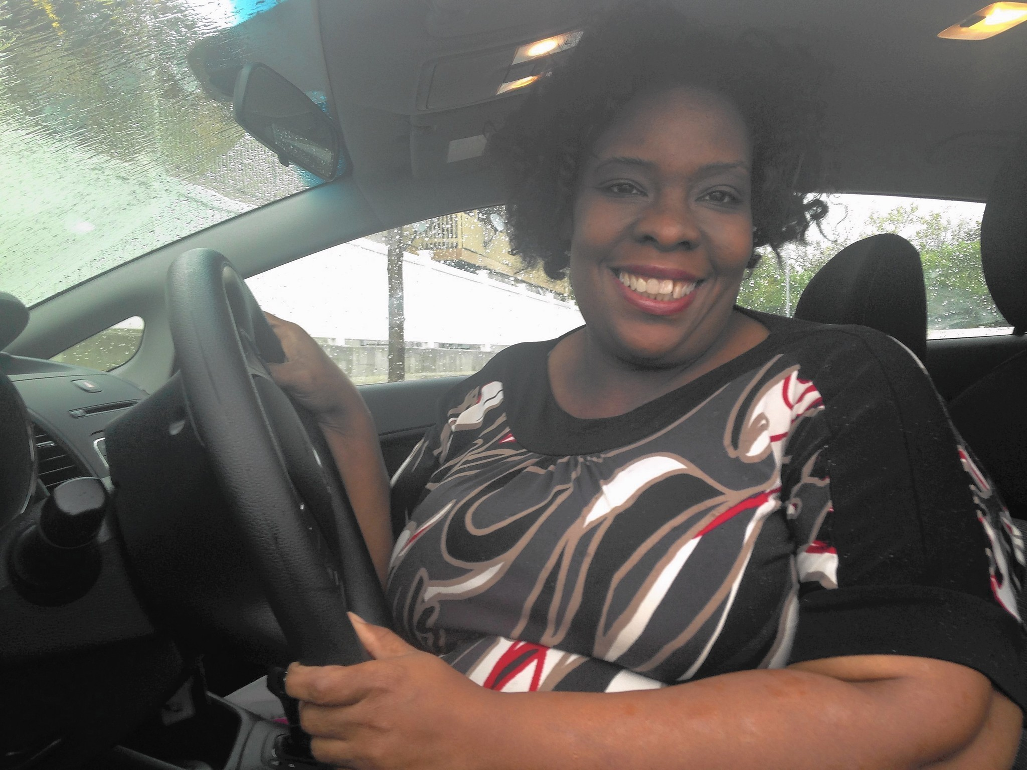 First Time Driver >> Deaf female trucker from Aurora ready to hit the road ...