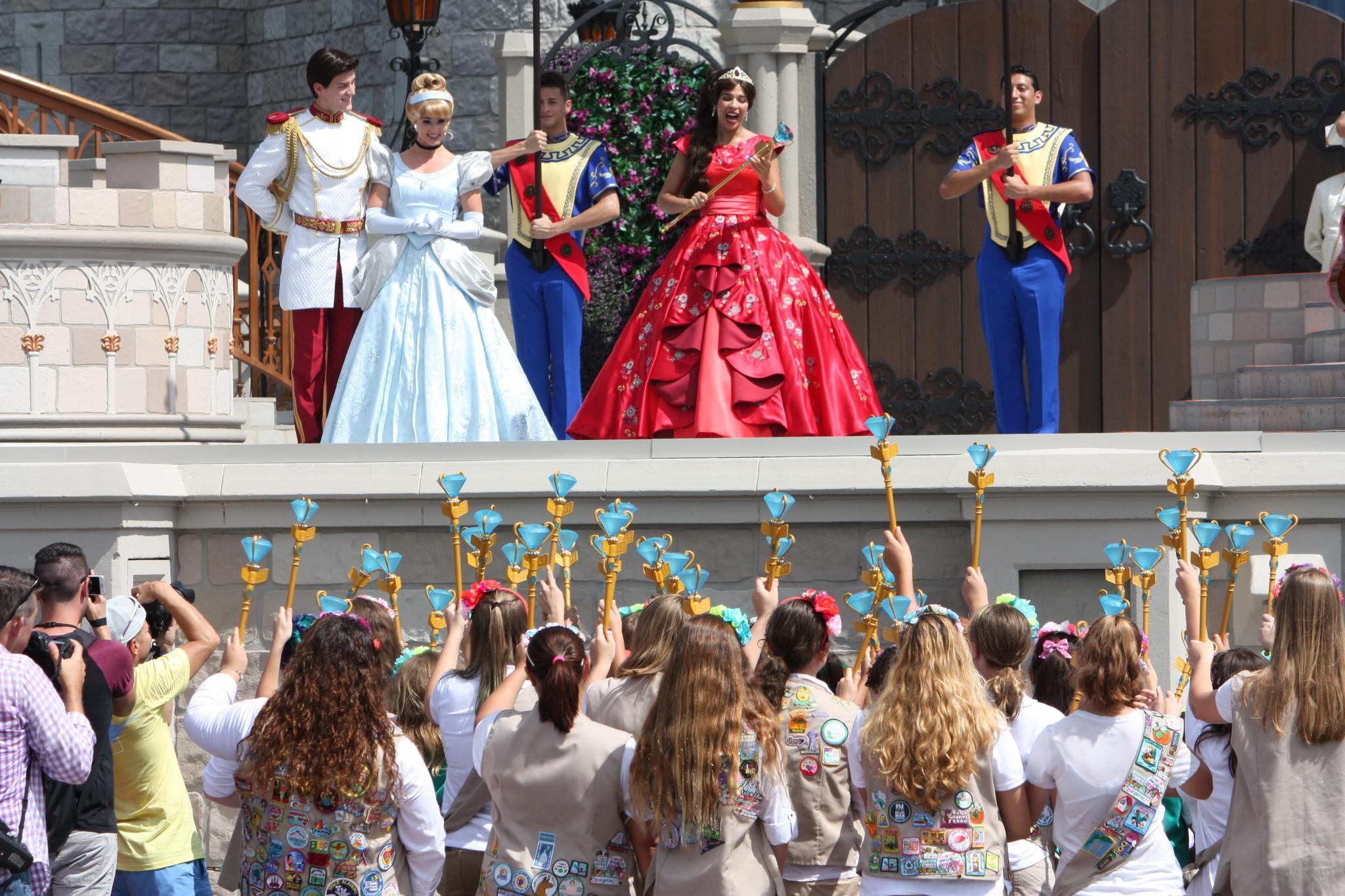 79ebbd2b881 Princess Elena of Avalor finds home at Disney s Magic Kingdom - Orlando  Sentinel