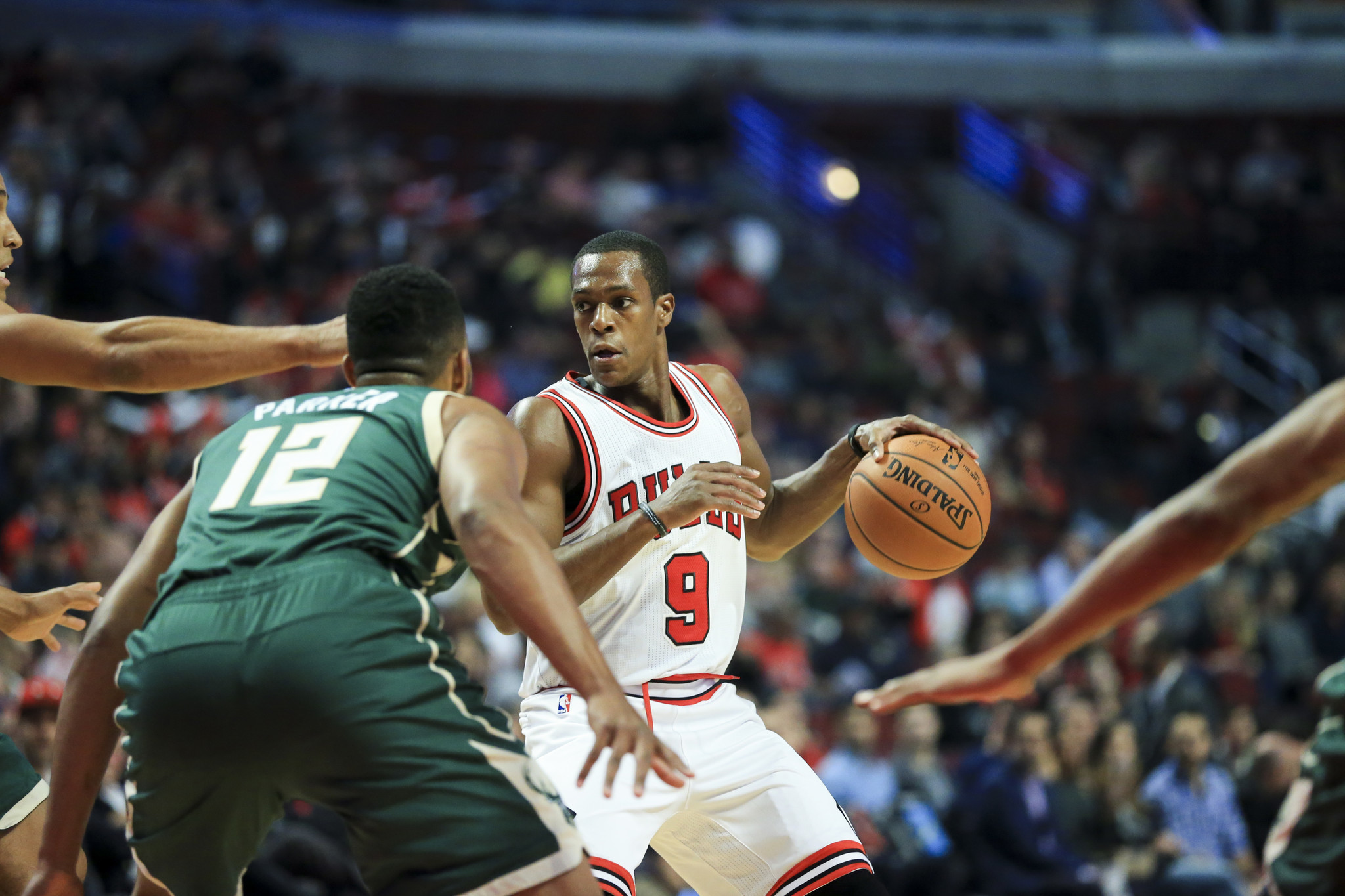 Rajon Rondo Drawing Raves For Leadership Throughout Bulls
