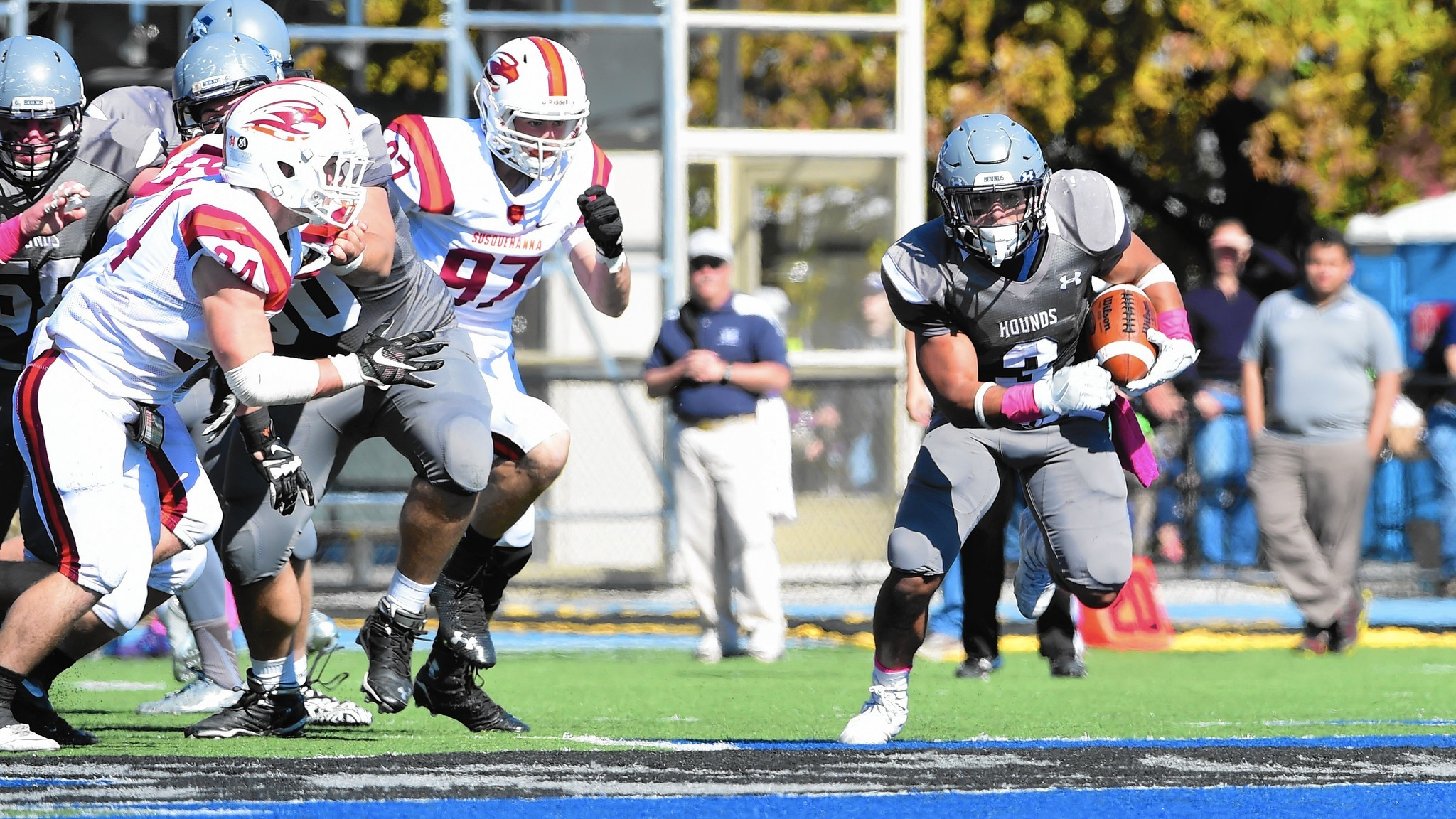 Unacceptable Ending For Moravian College Football Team The Morning