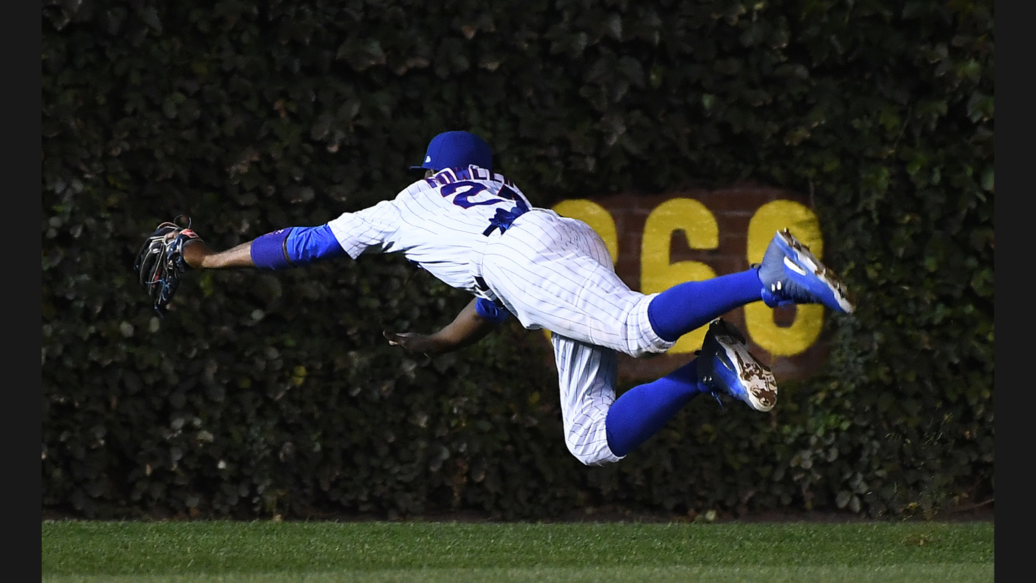 Cubs were in proper alignment for defense and Game 1 win over Dodgers  (5.99 12) f733dadab