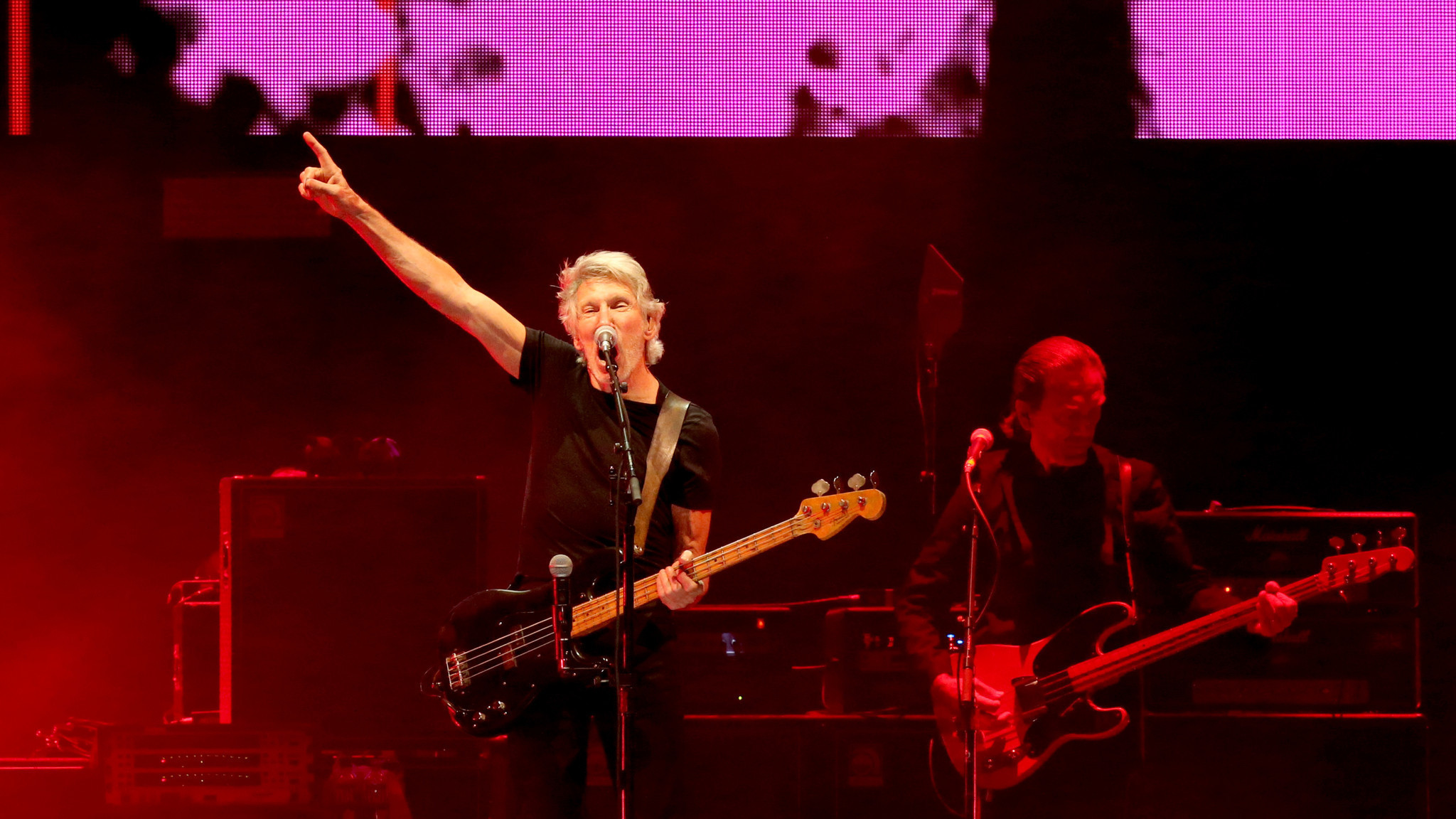 Roger Waters Desert Trip Encore More Cheers And The