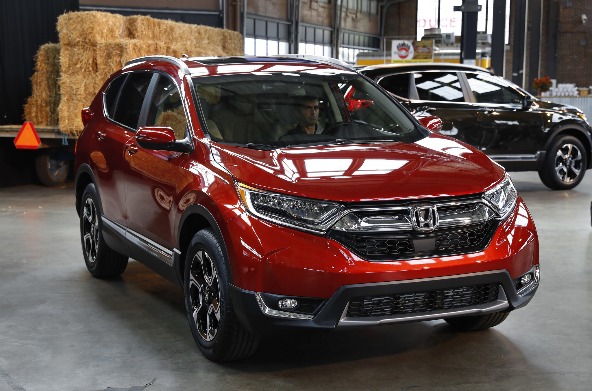 Ct Honda Cr V Gets First Turbo Engine