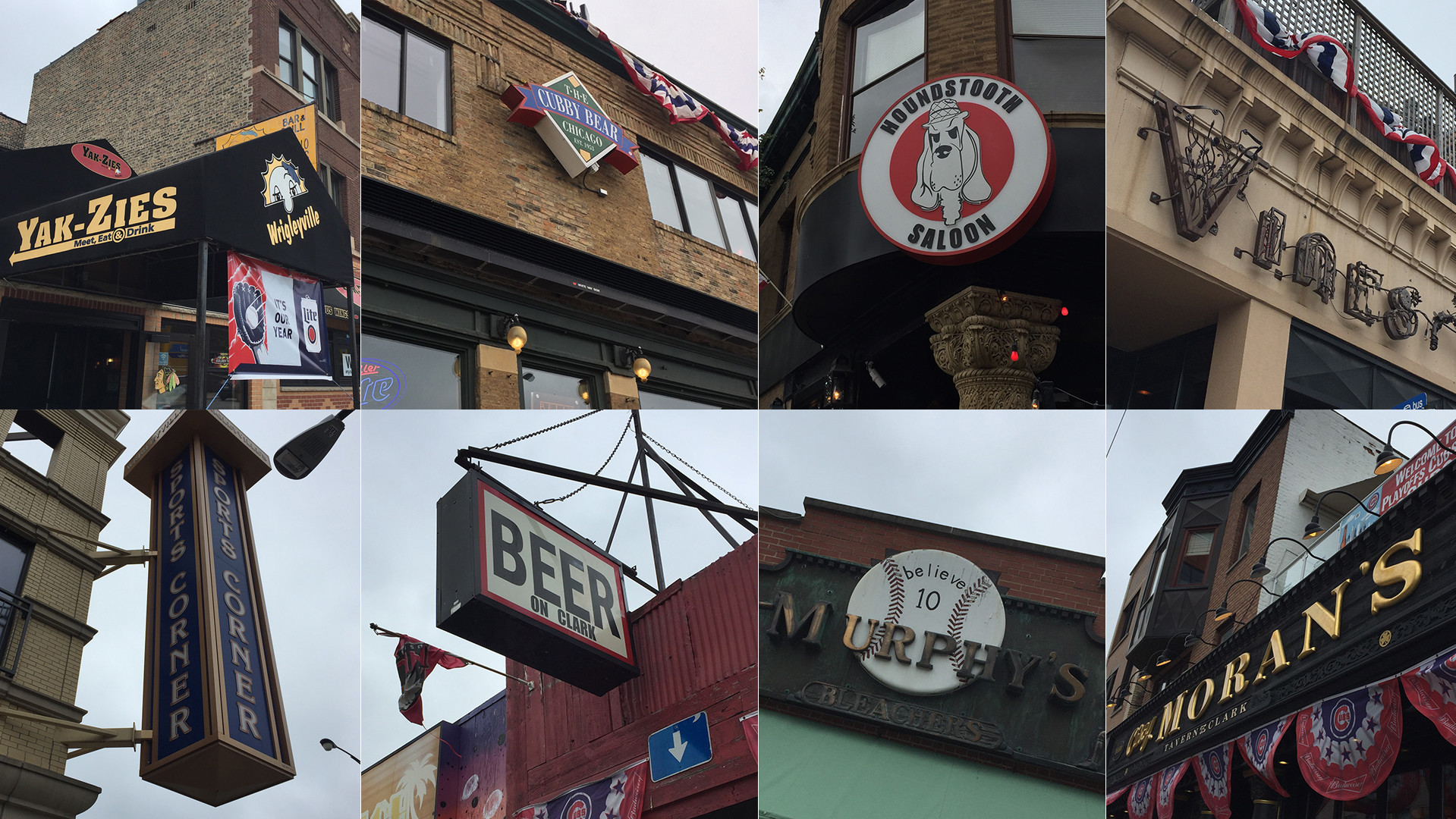 Wrigleyville Bars Guide To 48 Spots Around The Ballpark Chicago Tribune