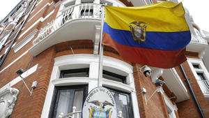 Ecuador has 'temporarily restricted' WikiLeaks founder Julian Assange's Internet access