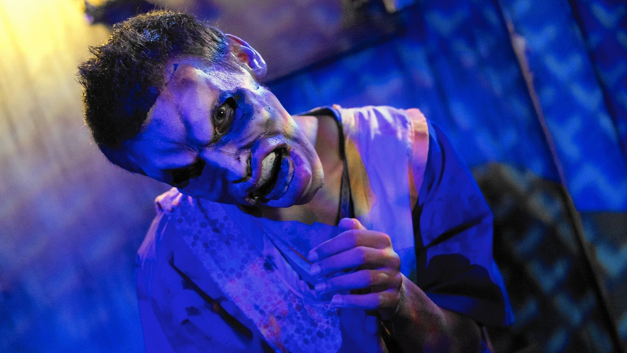 dorney park's halloween haunt ramps up the scares - the morning call