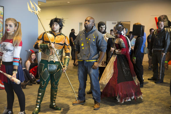 Comicon Arrives In Hampton For First Time Daily Press