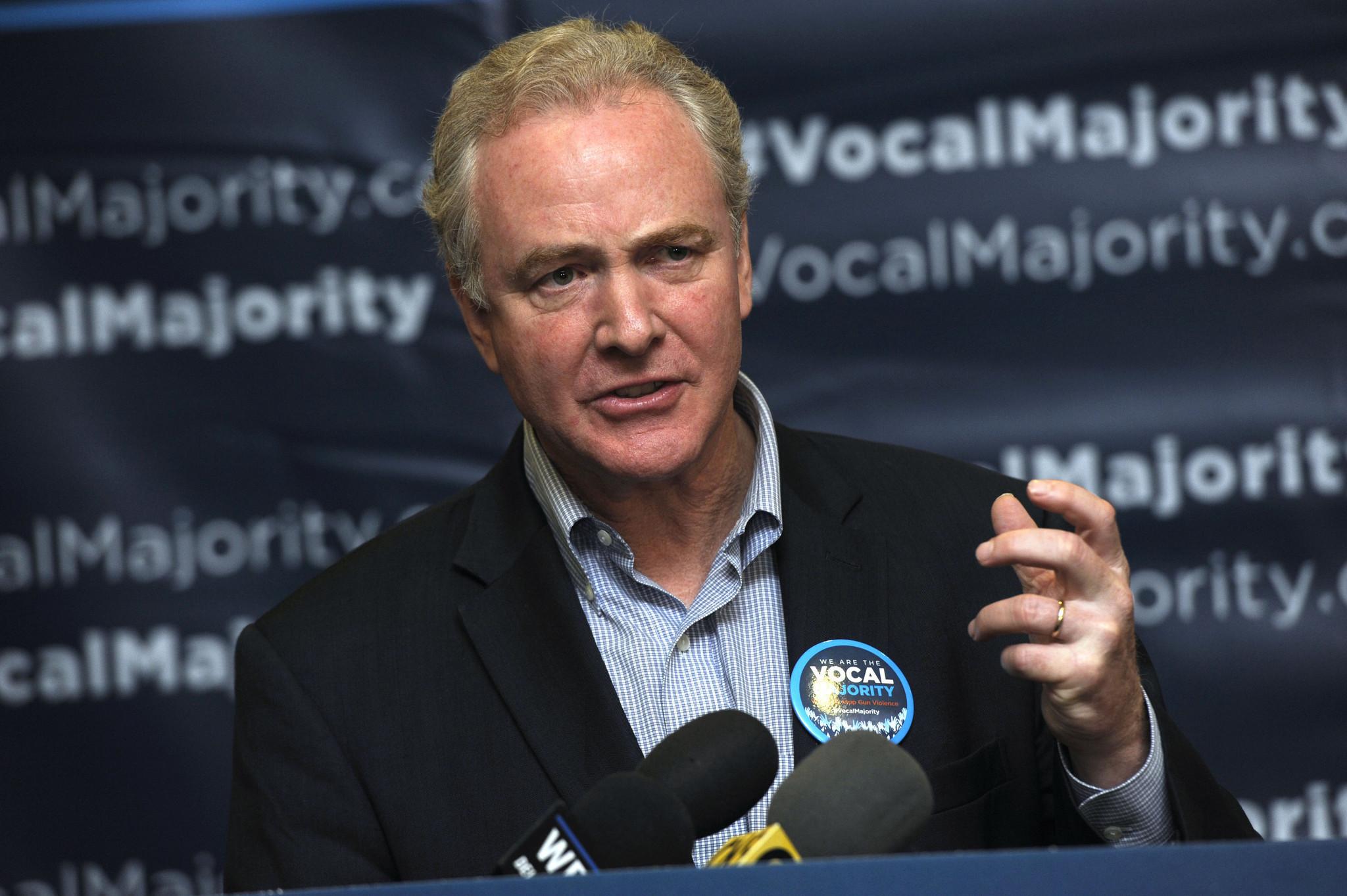 Van Hollen Cuts His Own Path In Race For Senate