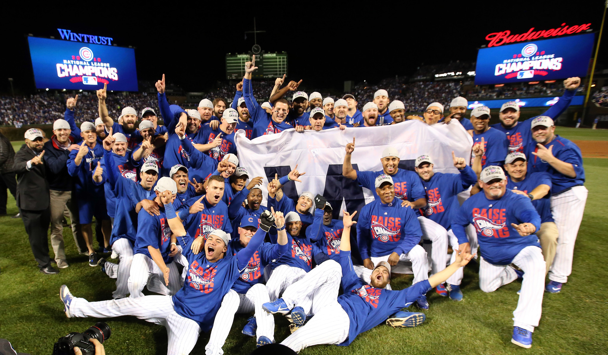 ca935f82907 No more waiting till next year  Cubs in World Series — and get used to it