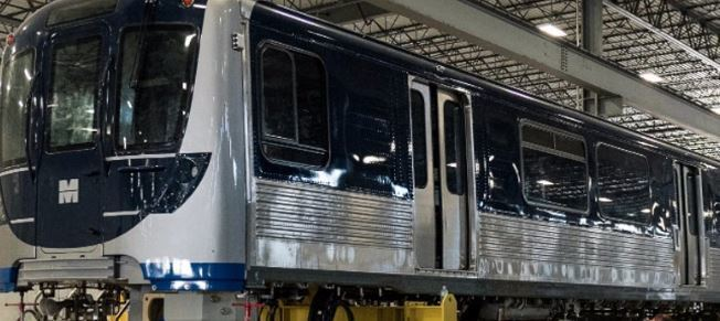 New Modern Looking Metrorail Cars Unveiled By Miami Dade