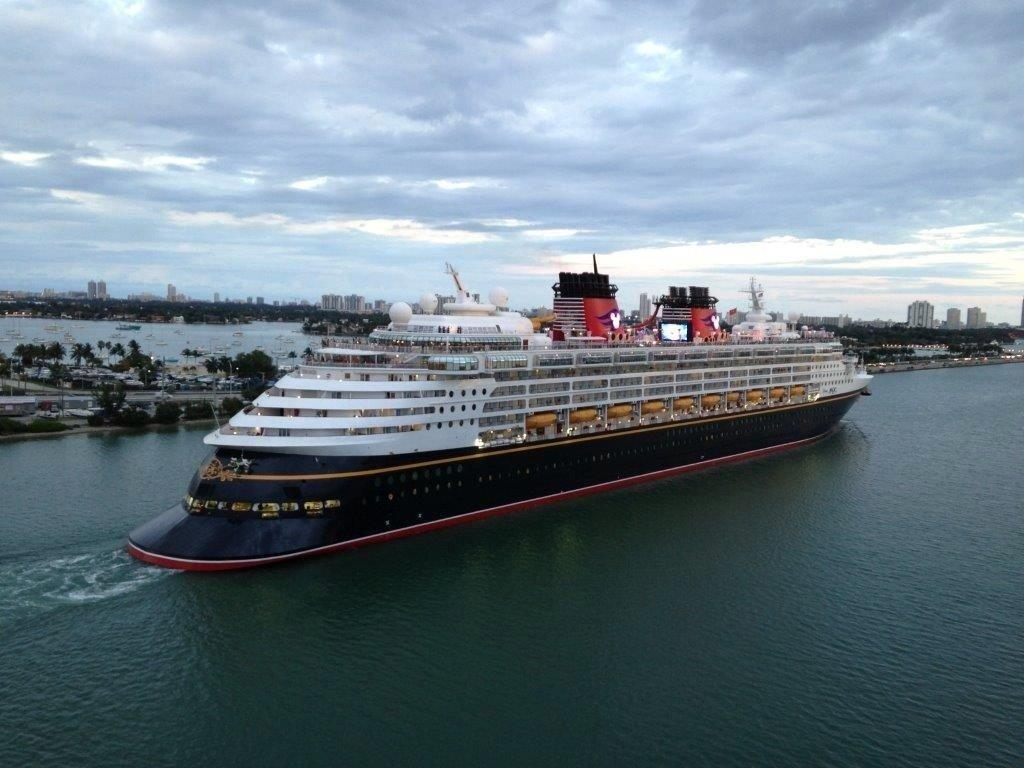 Disney Cruise Line To Sail All Four Ships From Florida In
