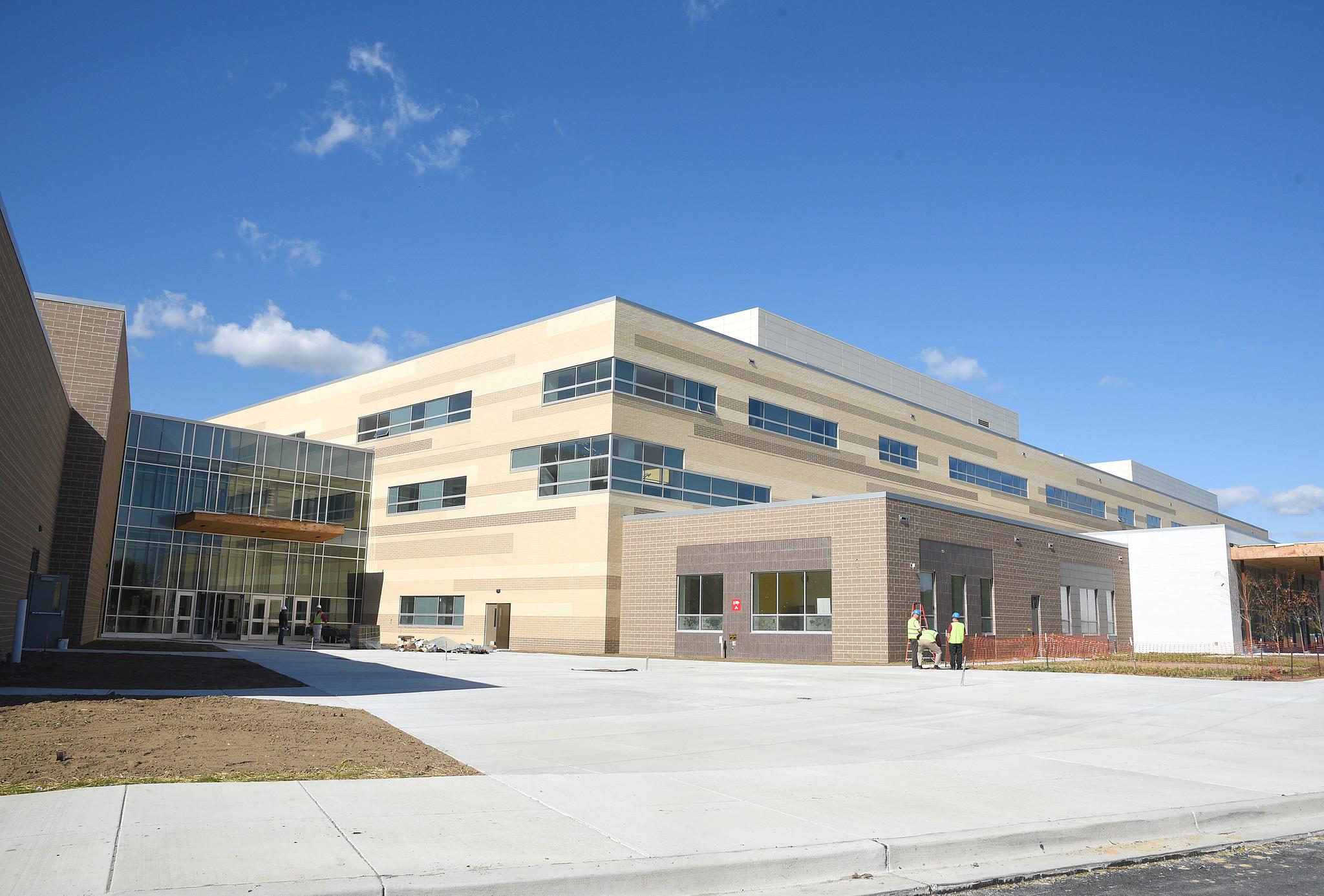 A tour of the new Severna Park High School - Capital Gazette