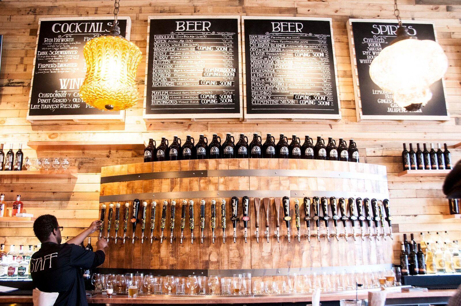Artisan S Restaurant Brewery