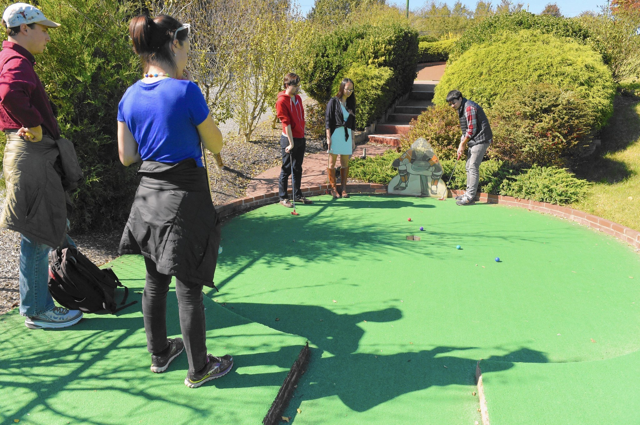 Family S Golfing Legacy Continues At Rocky Gorge Laurel