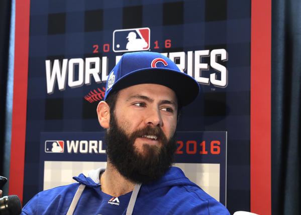 3f906bafcee Jake Arrieta needs to back up the big talk with a big game - Chicago Tribune