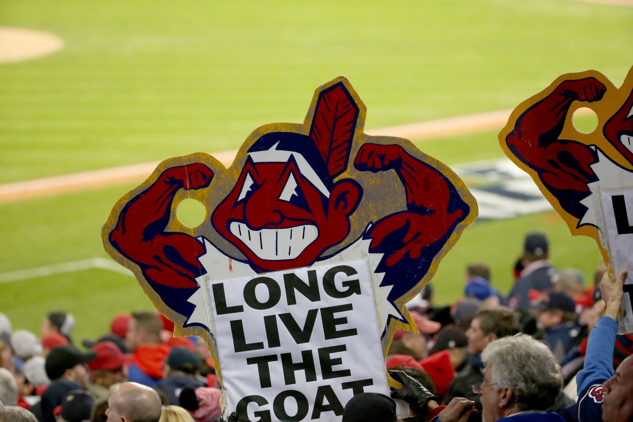 365906404 Chief Wahoo a source of pride to many Cleveland fans